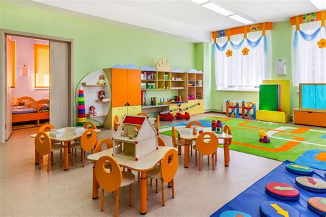 What Office Planners Can Learn From Kindergarten Design