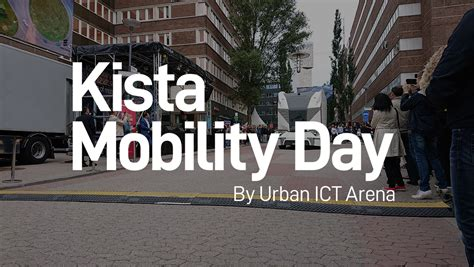Kista Mobility Day | Drive Sweden