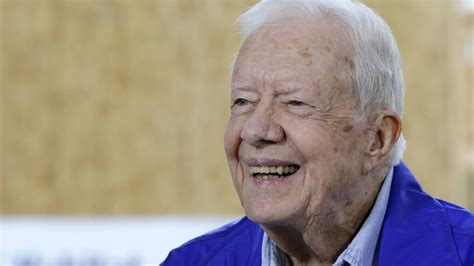 Jimmy Carter says brain cancer is gone following treatment