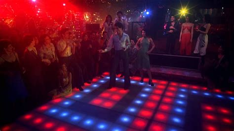 Saturday Night Fever (Bee Gees, You Should be Dancing