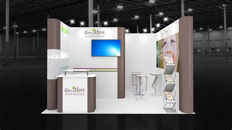 4x3m Row Exhibition Stands, 12 m2 Exhibition Stands RE4X3