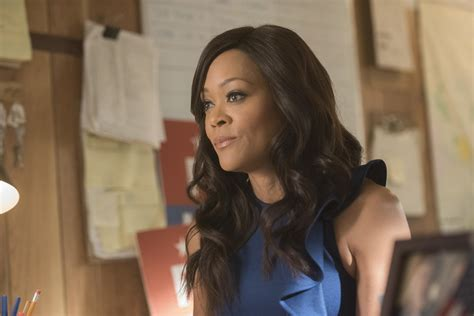 Robin Givens happy to be among the parents of 'Riverdale