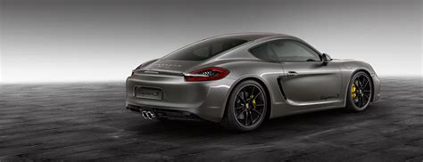 Cayman S Agate Grey Metallic - Cayman - Exclusive - Dr