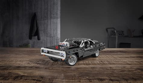 Vin Diesel's 1970 Dodge Charger R/T Is Now a Lego Technic Set