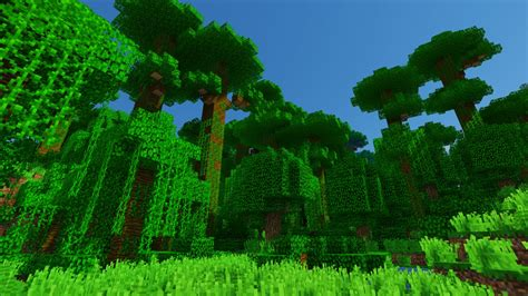 Minecraft Trees 4K HD Wallpapers | HD Wallpapers | ID #31674