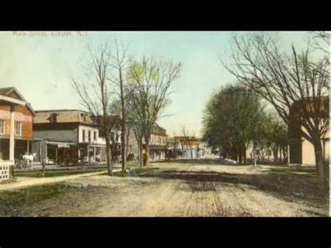 Greetings from Bergen County : Closter, New Jersey Vintage
