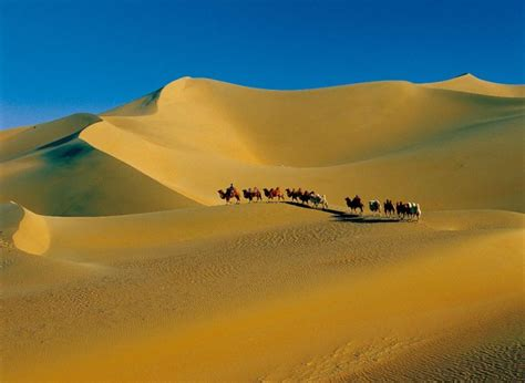 Top 8 Most Beautiful Deserts in China | China Whisper