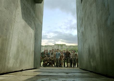 The Maze Runner (2014) | Movie News & Review | - Pop Movee