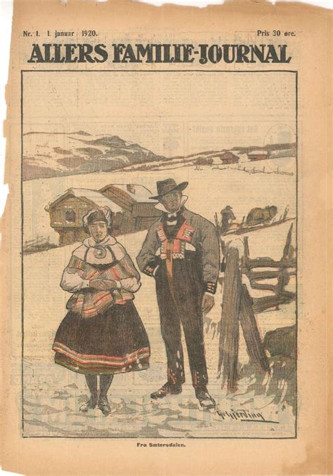 Allers familie journal v 44 no 1 jan 1, 1920 by Pacific
