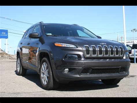 2014 Jeep Cherokee Latitude Review and Test Drive - YouTube