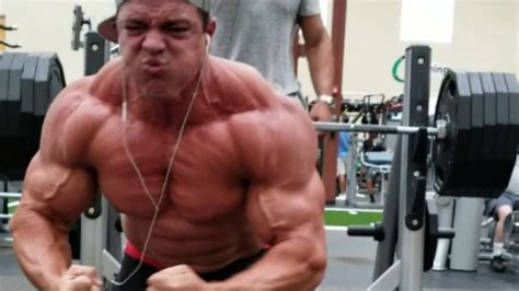 Brad Castleberry Called Me Out With Fake Weights! - YouTube