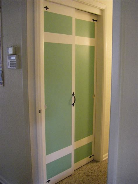 DOMESTIC TRANQUILITY: Faux Carriage Doors