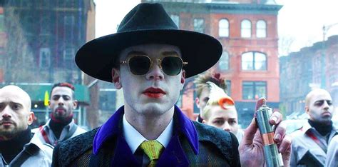 Turns Out Jeremiah Isn't The Joker In Gotham After All