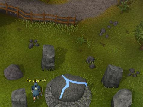 How to Make Air Runes in RuneScape: 6 Steps (with Pictures)