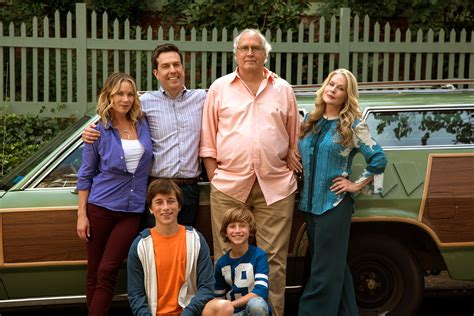 Reboot/sequel to 'Vacation' classic not worth the trip