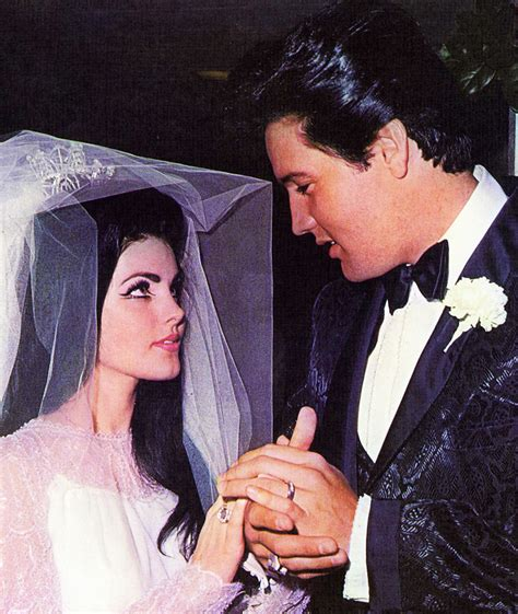 40 Photographs – May 1 , 1967 Wedding Elvis Presley and