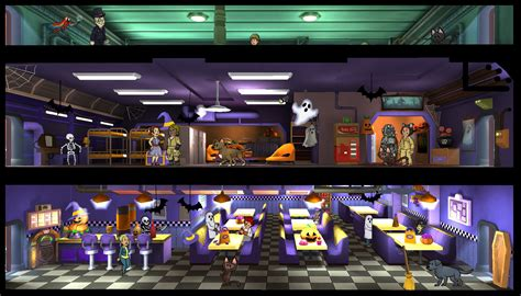 Fallout Shelter update adds faction themes, holiday