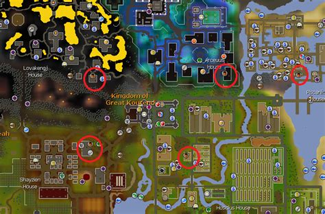 Client of kourend - RuneNation - An OSRS and RS Clan for