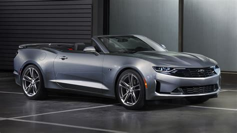 2019 Chevrolet Camaro RS Convertible - Wallpapers and HD
