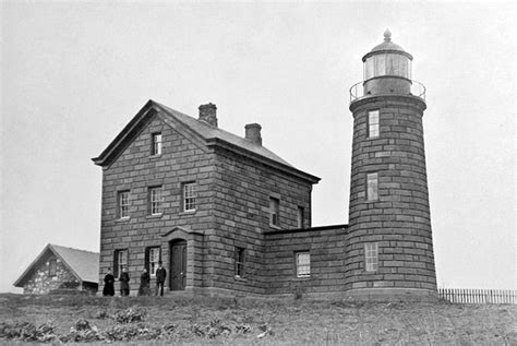 Princes Bay Lighthouse, New York at Lighthousefriends