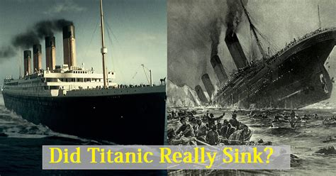 Did Titanic Really Sink? Watch The Story Behind This World