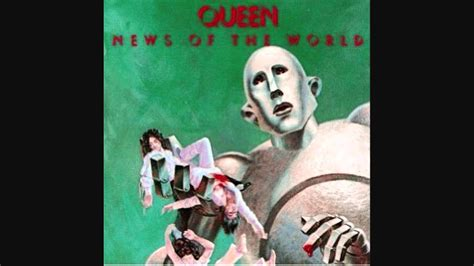 Queen - We WIll Rock You - News Of The World - Lyrics