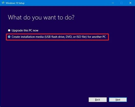 How to install Windows 10 from USB with UEFI support