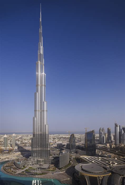 Piercing the Sky - What is the Tallest Building in the