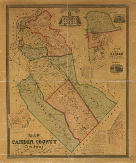 Camden County, New Jersey   Encyclopedia of Greater
