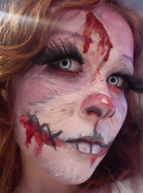 21 Coolest Bunny Halloween Makeup Ideas – The WoW Style