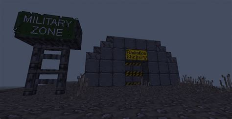 Fallout shelter Minecraft Project