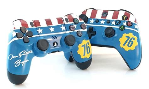 Hand Painted Custom Controllers UK   Xbox One, PS4