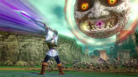 Here's what is included in the Majora's Mask DLC for