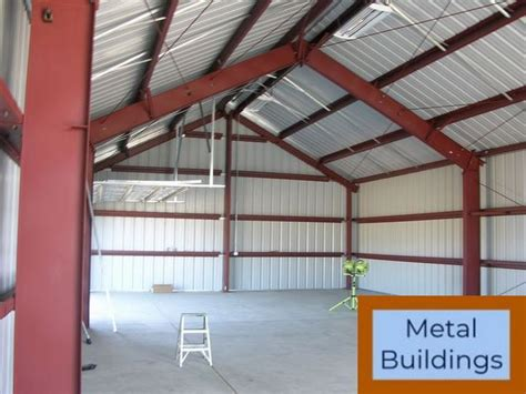 Metal Building Kits - 30x30 and 30x40 and 30x50 and 40x50