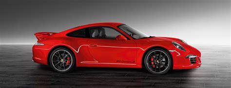 The 911 Carrera S Guards Red - 911 - Exclusive - Dr