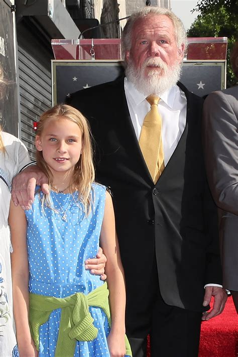 Nick Nolte, 77, Reveals His 11-Year-Old Daughter Sophie