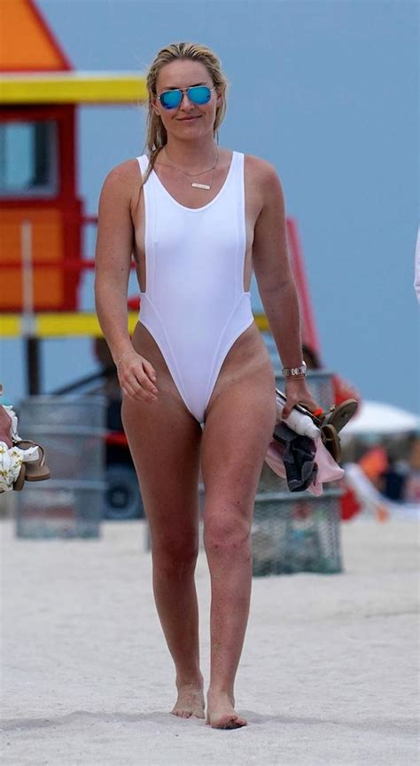 Lindsey Vonn Sexy Swimsuit Photos - Scandal Planet
