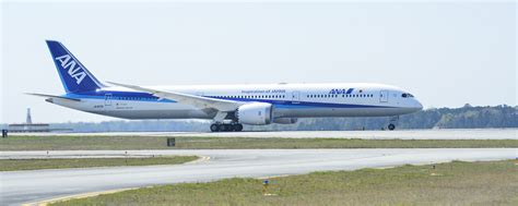 ANA takes delivery of first Boeing 787-10 Dreamliner