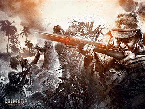 Call of Duty WWII HD Wallpapers - Call of Duty WW2 Wallpapers