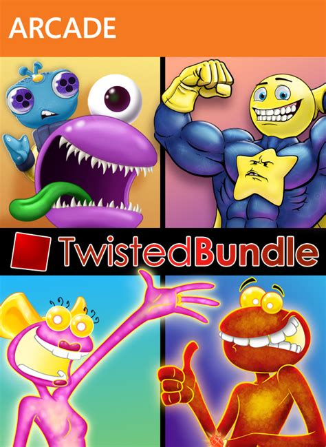Twisted Pixel Games Bundle packs The Maw, 'Splosion Man