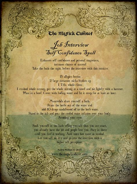 The Magick Cabinet - Book of Shadows