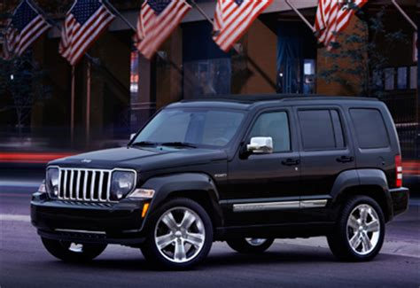 2011 Jeep Liberty Review