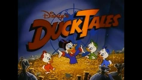 DuckTales Opening Credits and Theme Song - YouTube