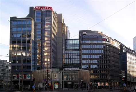 Fire at Oslo City mall under control - Norway Today