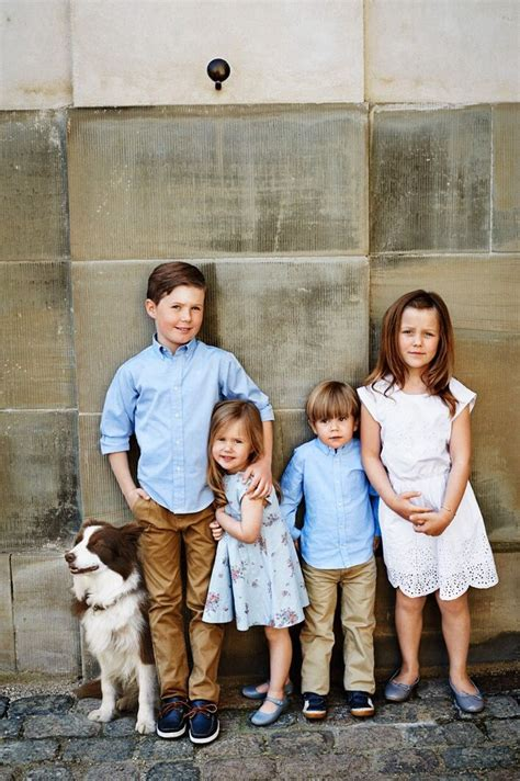 Prince Vincent and Princess Josephine is 5 years old today