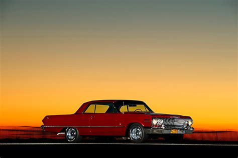 50 Years With His High School Sweetheart, a 1963 Chevrolet