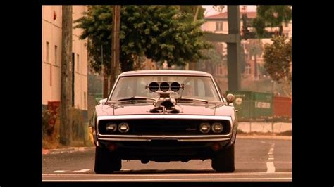 The Fast and the Furious Toratto's Charger Engine sound