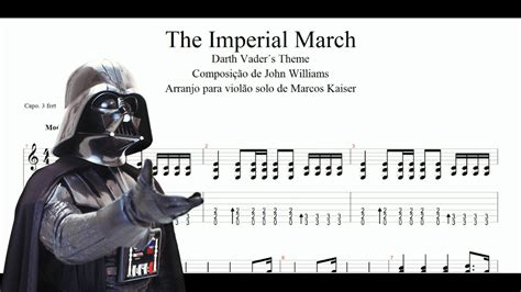 The Imperial March (Darth Vader´s Theme) - Guitar Tab