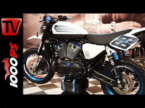 Video: Custombike | Harley Davidson XL 1200 X Forty-Eight