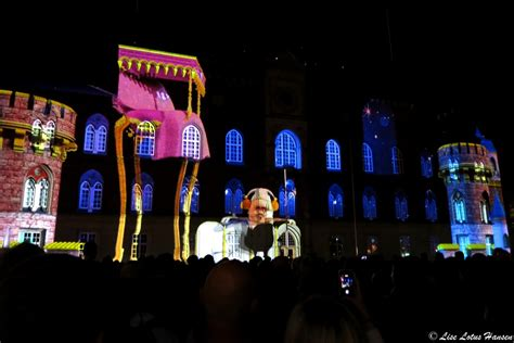 3D Lysshow, Odense 2015